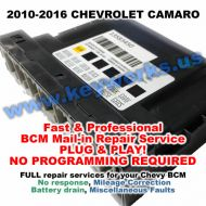 Chevy Camaro (2010-2015) BCM REPAIR