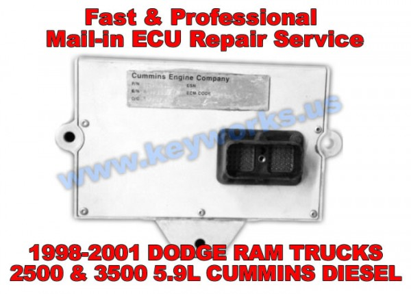 Ram Cummins (98-02) ECU Repair
