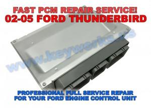 Ford Thunderbird (02-05) PCM Repair