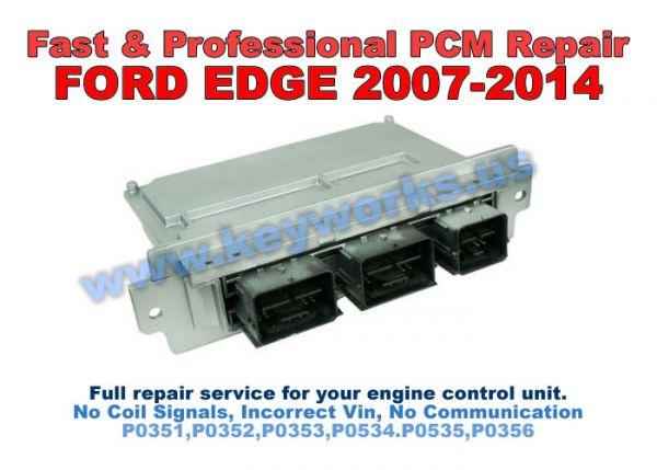 Ford Edge (07-14) PCM Repair