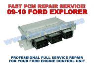 Ford Explorer (2009-2010) PCM Repair