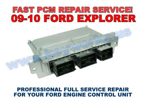 Ford Explorer (2009-2010) PCM Repair