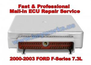 Ford F-Series 7.3L (00-03) ECU Repair