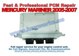 Mazda Tribute (05-07) PCM Repair