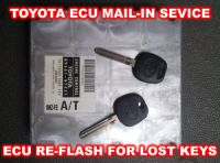 Toyota Avalon (1998-2004) Key Replacement