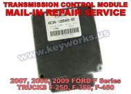 Ford F-Series 6.4L TCM 8C3A-AD