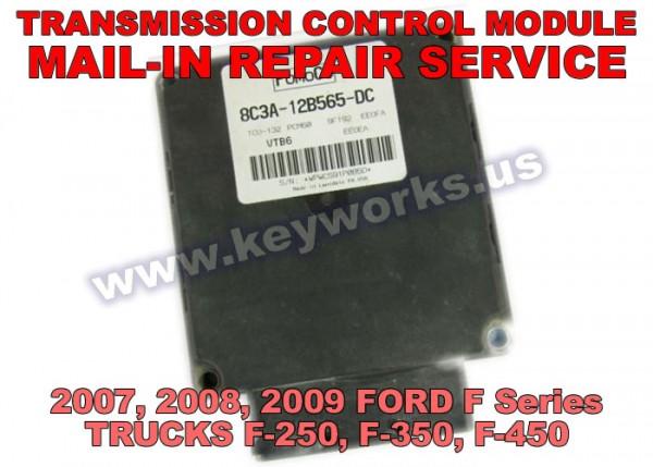Ford F-Series 6.4L (07-10) TCM Repair